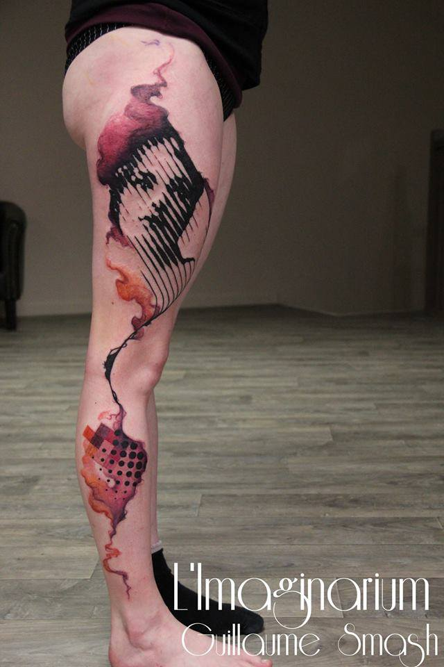 Guillaume Smash Tattoo Artist