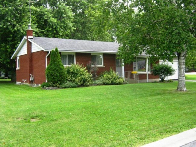 flip house bungalow