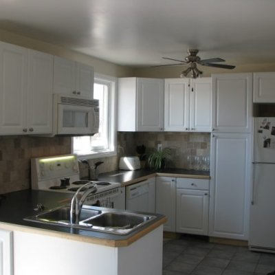 First House – An Outdated 1980's Kitchen Makeover