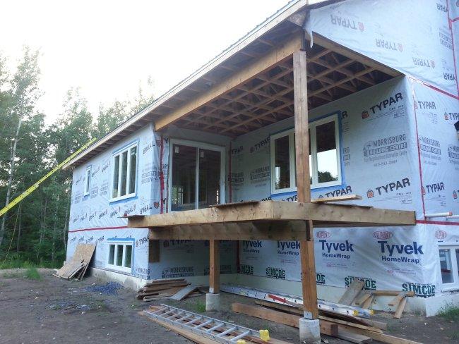 vinybilt windows owner builder raised bungalow