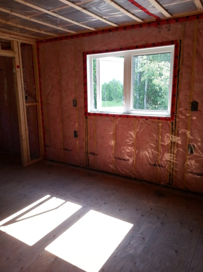 owner builder insulation