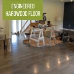 how to install engineered hardwood floor