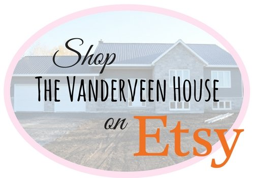 Vanderveen House etsy shop, Home decor