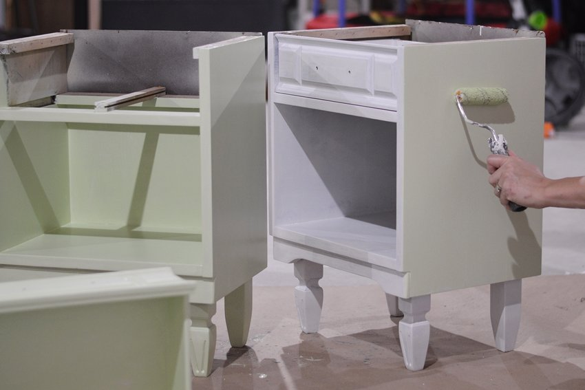 general finishes milk paint makeover