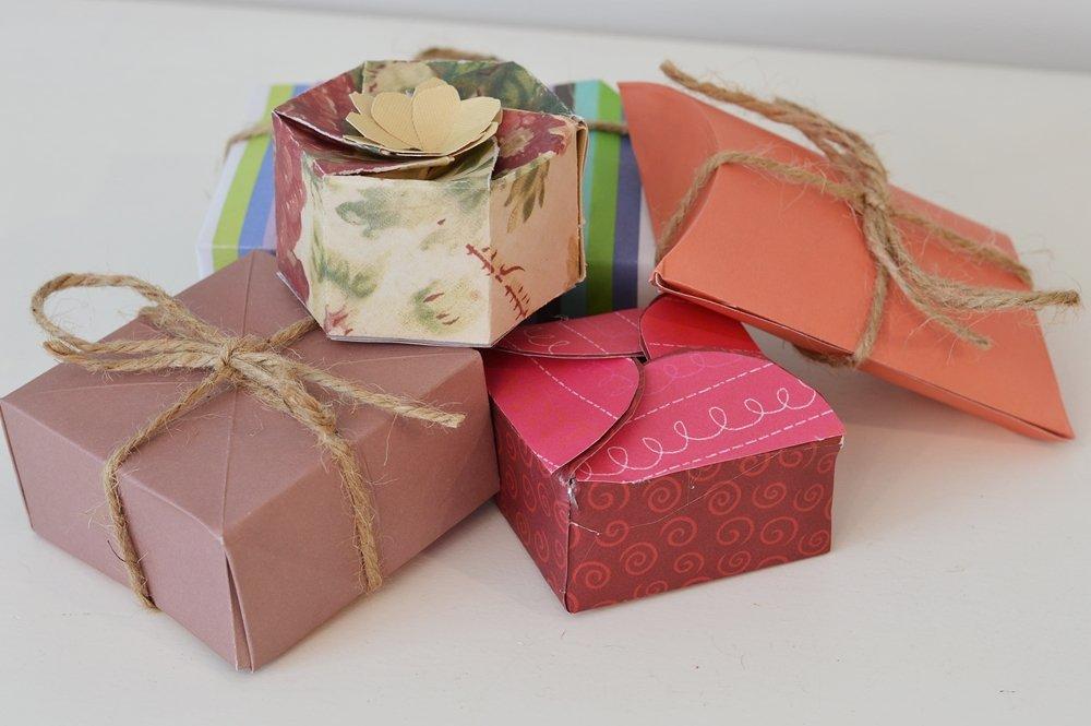 Handmade Paper Gift Boxes The Vanderveen House