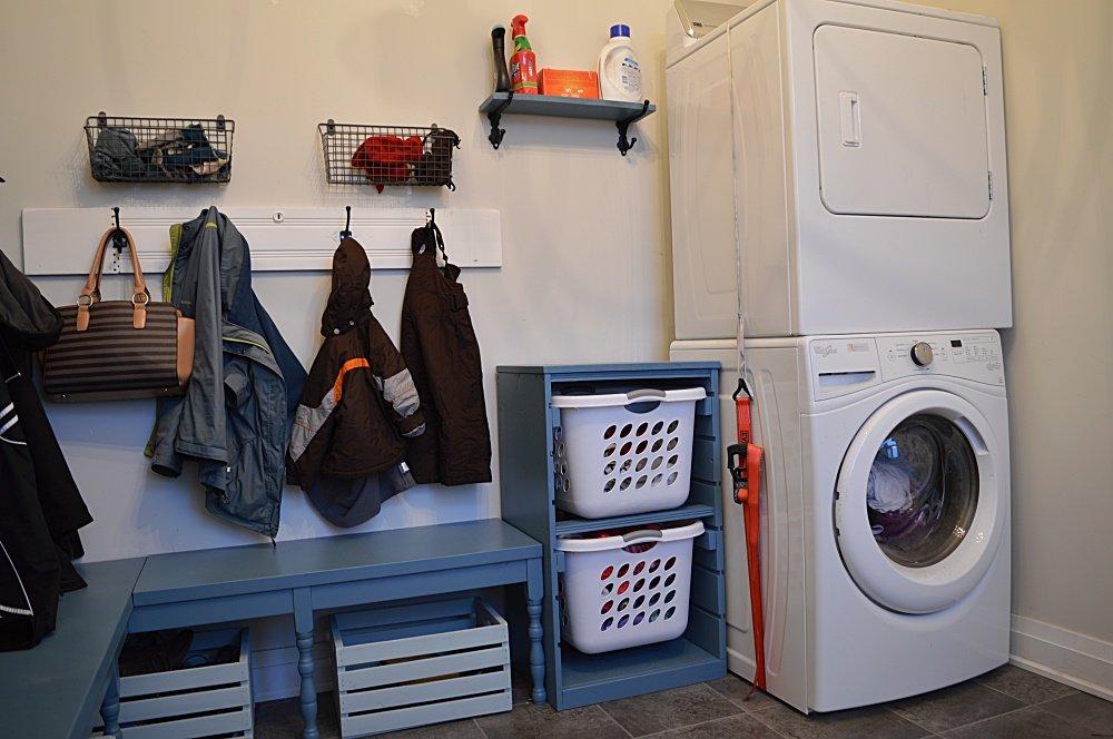 laundry room storage ideas