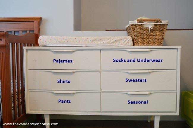 7 tips for kids bedroom organization