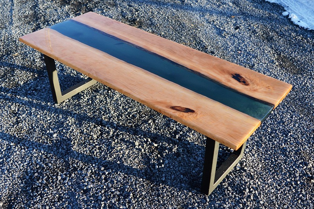 Outstanding How Not To Make A Live Edge River Coffee Table The Download Free Architecture Designs Licukmadebymaigaardcom