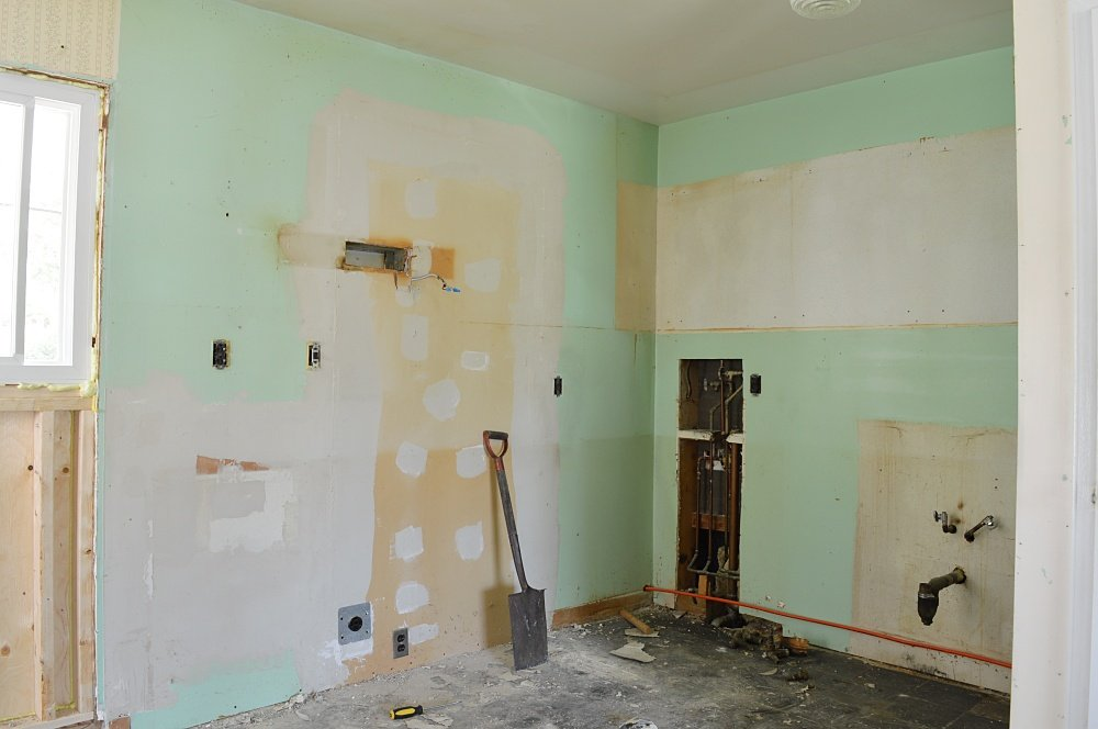 how to prep walls for painting