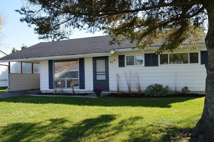 rental property exterior