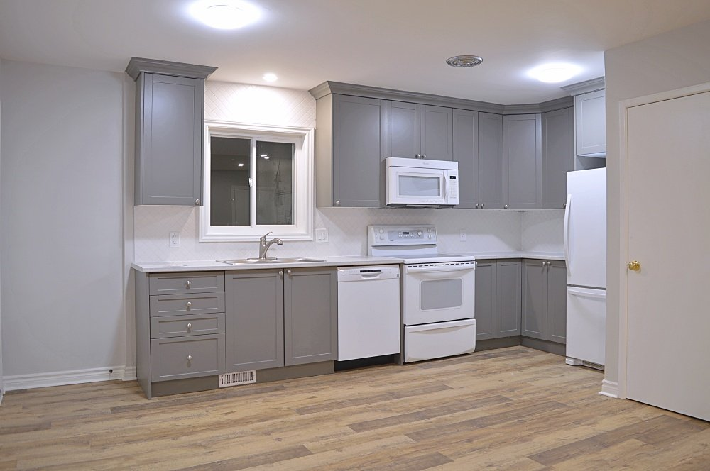 rental house kitchen renovation