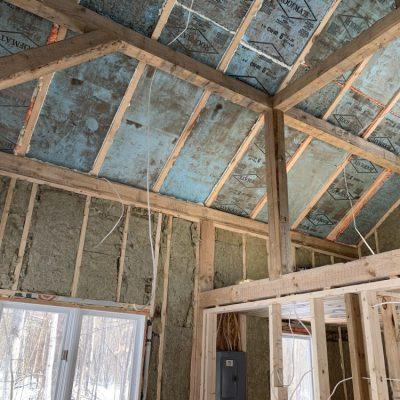 DIY Cabin Insulation