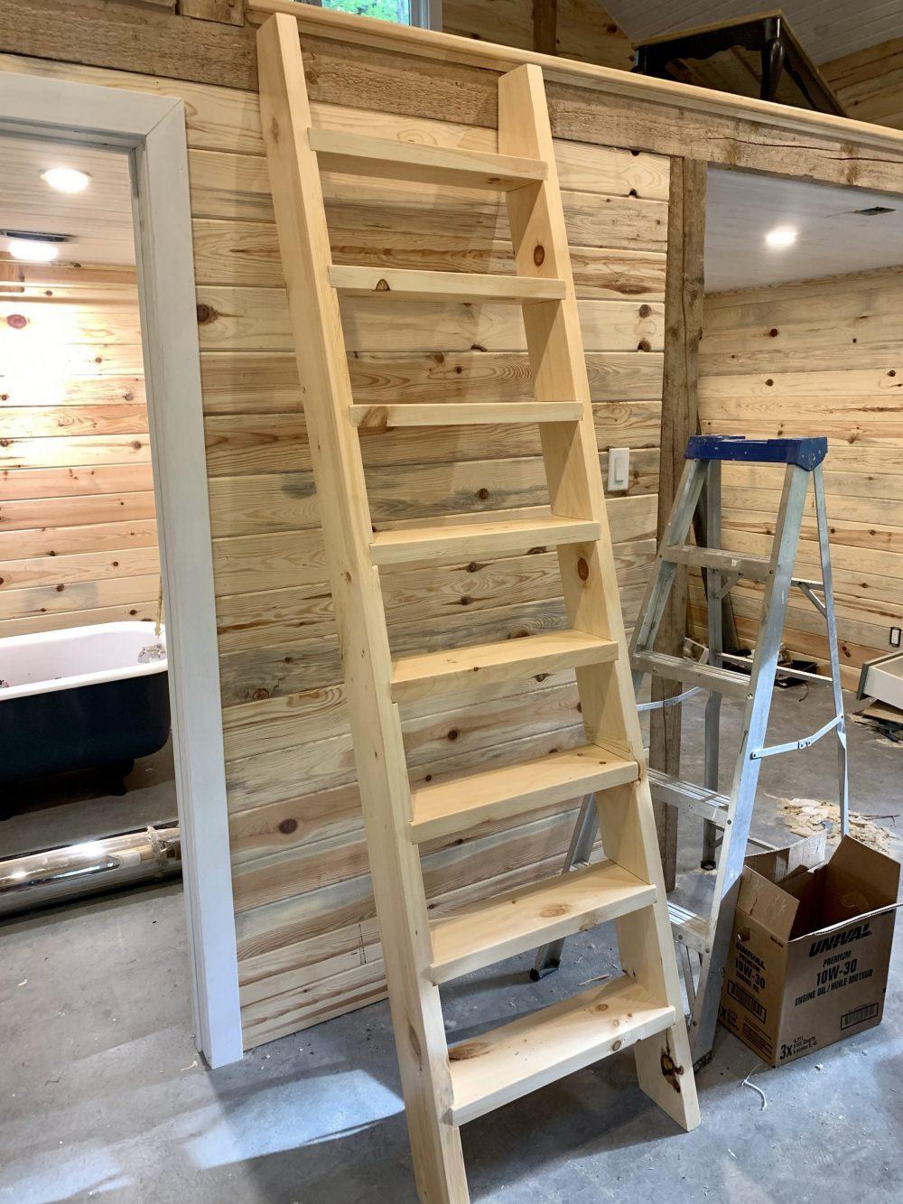 cabin ladder