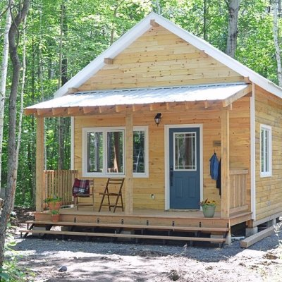 Tour of our Cabin in the woods
