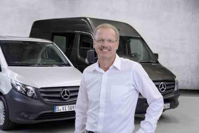 Volker Mornhinweg - Mercedes-Benz Vans