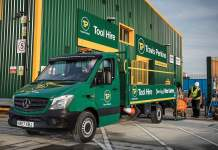 Travis Perkins has bought its 1,000th Mercedes-Benz van