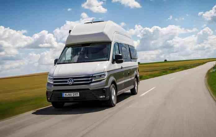 Volkswagen Grand California The Van Expert