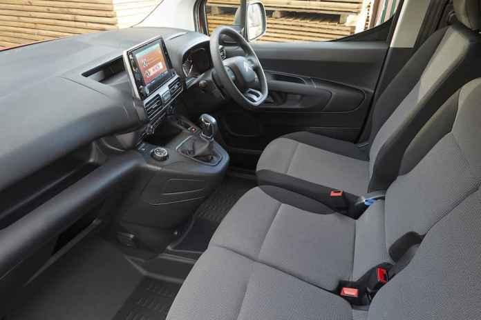 Citroën Berlingo review - interior 1   The Van Expert