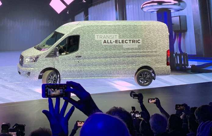 Ford Transit Electric the Van Expert