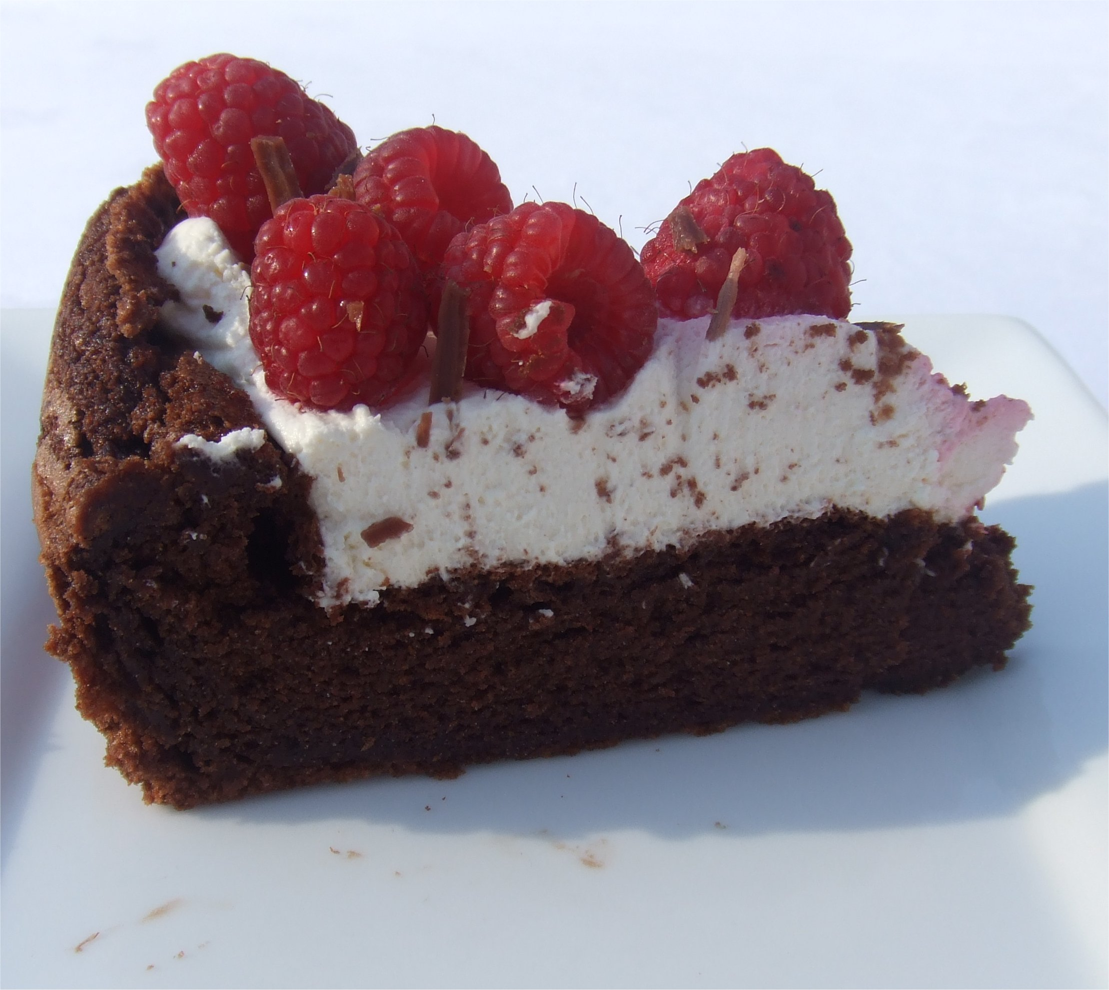 Mousse Triple Uk Cake Chocolate