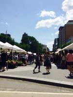 Farmer's Market on Union Square