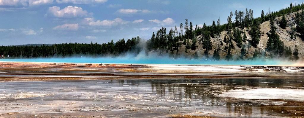 Yellowstone, aka The Disney World of National Parks