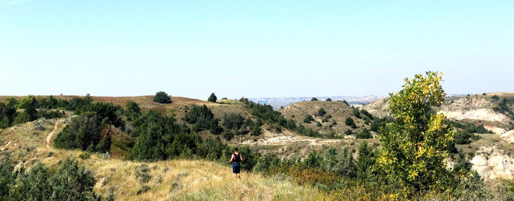 Pit Stop at Theodore Roosevelt National Park