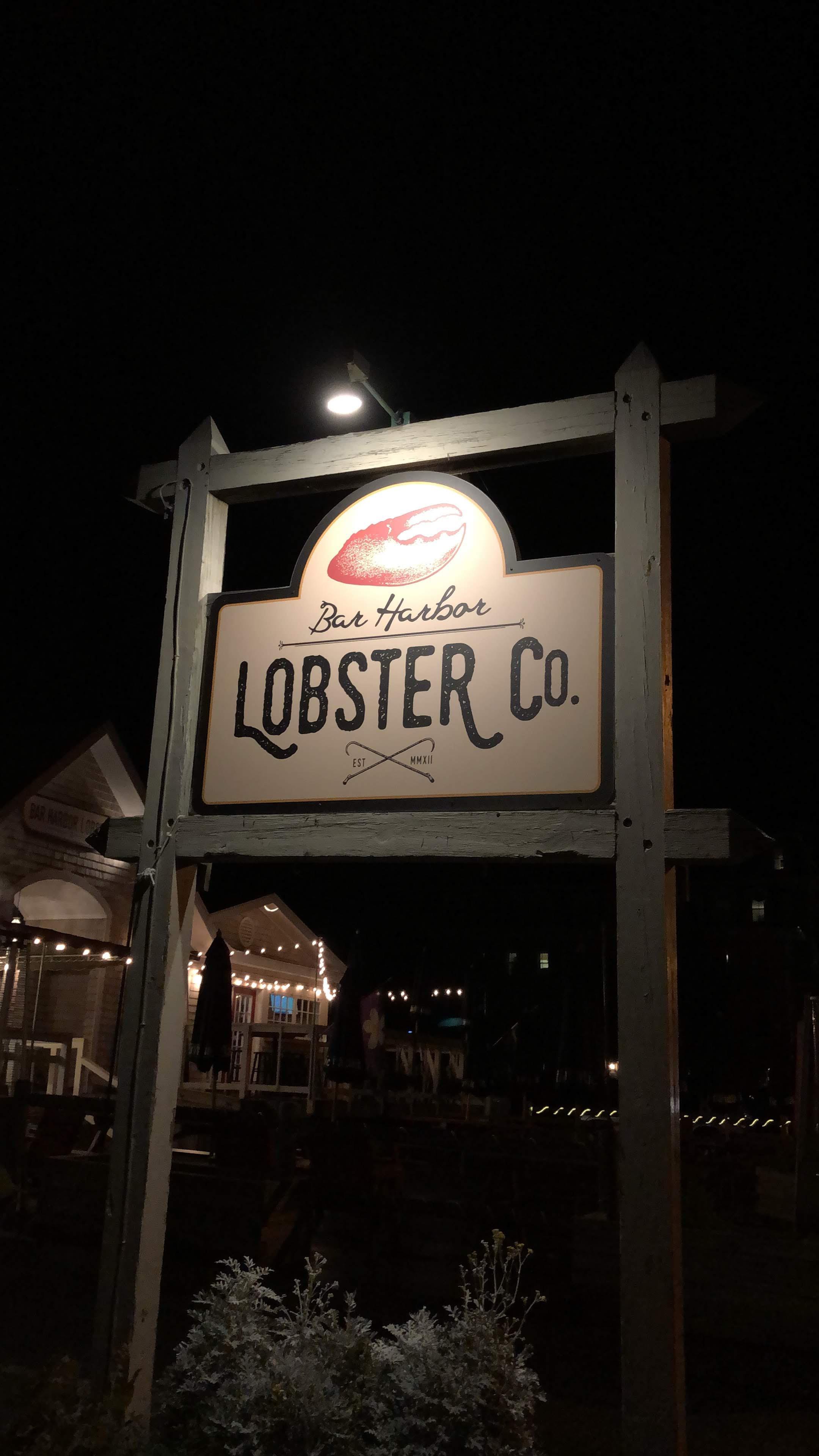 Bar Harbor Lobster Co