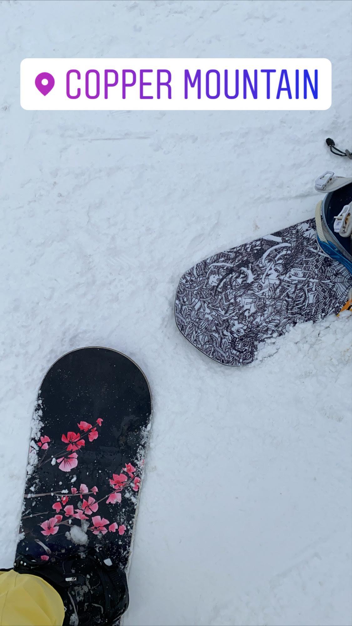 Copper Mountain Snowboarding