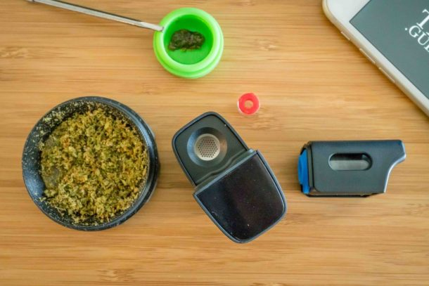 Healthy Rips Fury herb vaporizer review