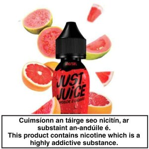 Just Juice Orange Citrus Guava The Vape Club Dublin