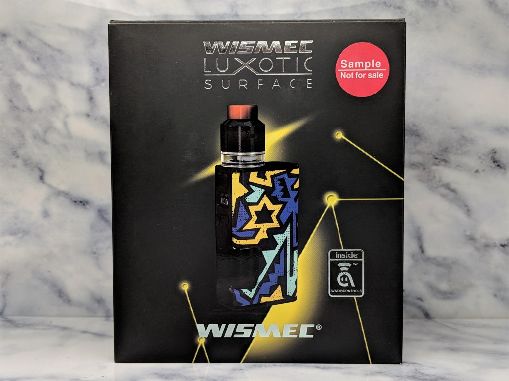 Luxotic Surface from Wismec