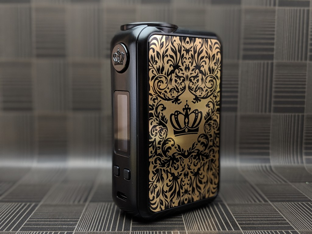 The Crown IV kit from UWell - 4