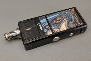 Hardcore Review Time: 2 weeks with 10 pods of STLTH Vape