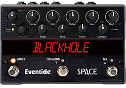 Eventide Space Reverb Guitar Effects Pedal Standard