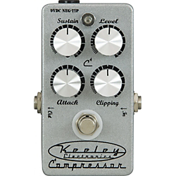 Keeley 4-Knob Compressor Guitar Effects Pedal Standard
