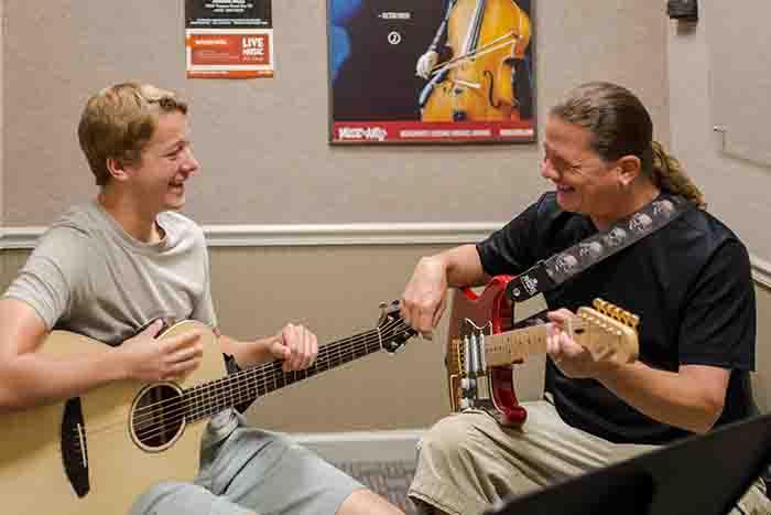 Starting A Classroom Guitar Program | The Vault at Music & Arts