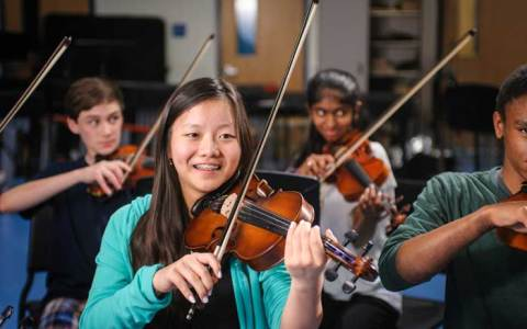 Instrument Rental for your Child