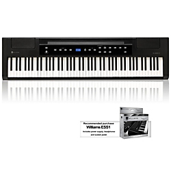 Williams Allegro 2 88-Key Hammer Action Digital Piano Standard