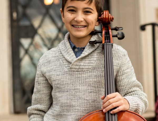How to Buy Your Child's First Cello