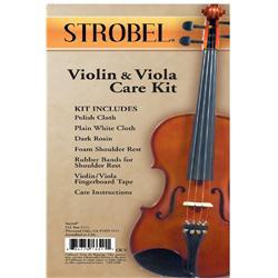 Strobel Violin/Viola Care Kit Standard