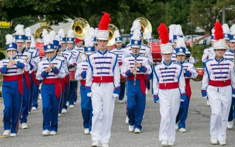 Back to School, Back to Marching Band