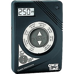 Qwik Time QT-3 Quartz Metronome Standard