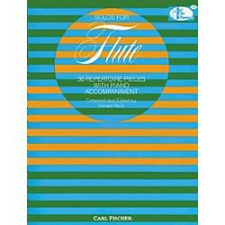 Carl Fischer Solos For Flute Standard