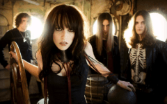 Interview with Lzzy Hale from Halestorm