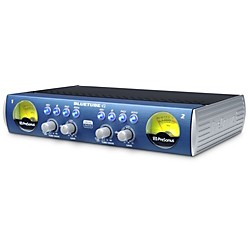 PreSonus BlueTube DP V2 2-Channel Mic/Instrument Tube Preamp Standard