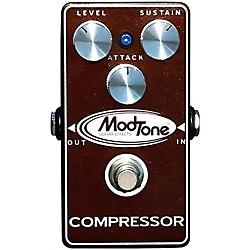 Modtone Brown Crush Compressor Guitar Pedal Standard