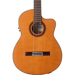 Cordoba C7-CE CD Acoustic-Electric Nylon String Classical Guitar Natural