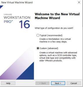 Workstation VM