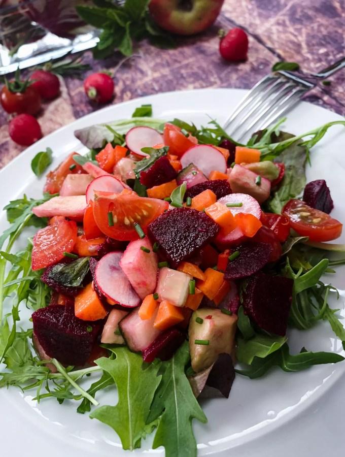 Easy Breezy Summer Salad